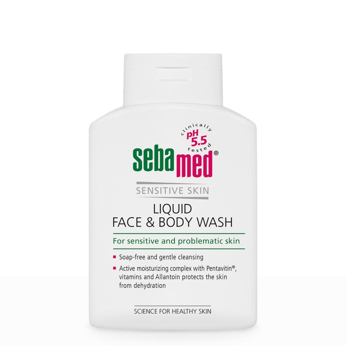 Face & Body Wash