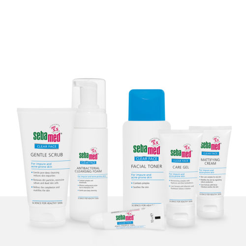 Sebamed Ultimate Clear Face Pack